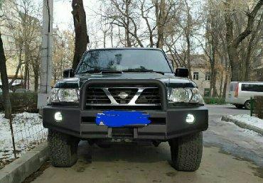toyota patrol в Кыргызстан: Nissan Patrol 2003