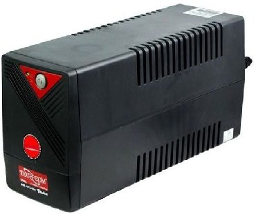 аккумуляторы для ибп 33 а ч в Кыргызстан: ИБП TECHCOM 650 VАTech-Com UPS-650 мгновенно переключает ваш компьютер