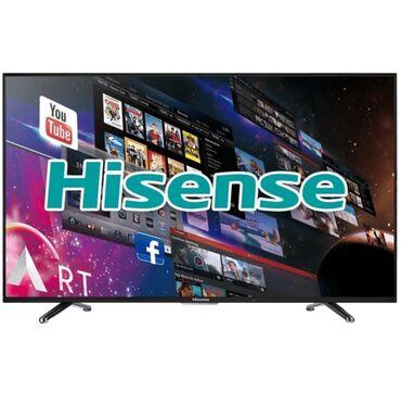 smart tv - Azərbaycan: Almaniya Brendi Hisense Smart Tv 82 ekran10 %endirimle Cemi 300