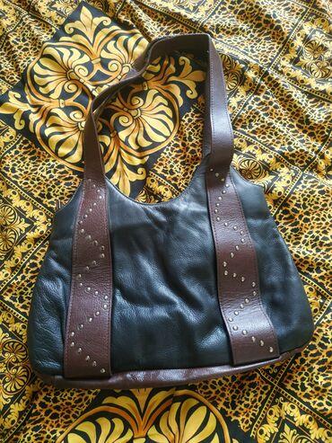 Находки, отдам даром - Кыргызстан: Меняю кожаную сумку привезённую с Америки (дорогая ) на сенсорный
