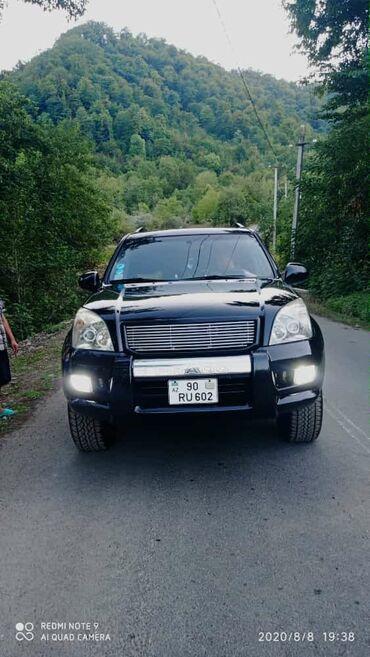 Toyota Land Cruiser 2.7 l. 2006 | 199000 km