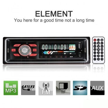 Auto radio Element  MP3 plejer / radio za kola  - Beograd