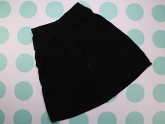 Женская юбка с пуговицами Terranova    Длина: 53 см Пояс: 30 см Поб: 4