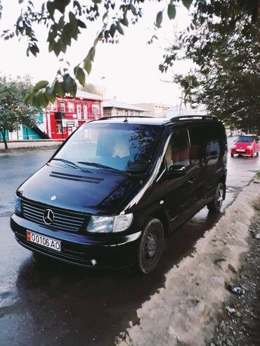 mercedes t1 в Кыргызстан: Mercedes-Benz B-class 2.3 л. 2002 | 400000 км