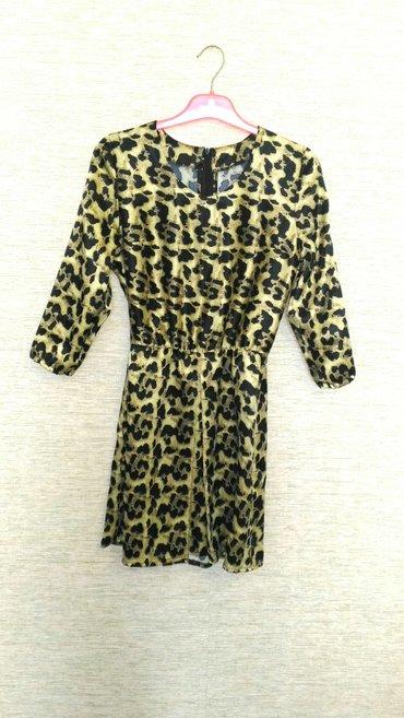 Платье сшили на заказ,смотрится в Бишкек