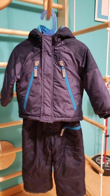 Zimska jakna+kombinezon Carter's 1-2 godine. U vrlo dobrom stanju