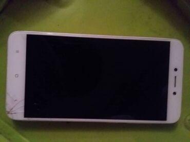 Электроника - Кочкор: Б/у Xiaomi Redmi 4X 16 ГБ Белый
