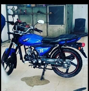 Motosiklet və mopedlər - Azərbaycan: Tufan M50 heç bir prablemi yoxdur otur sürdü 2.7 prabekqdi 50 kub