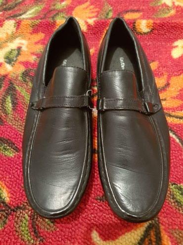 Новые туфли мужские 37р кожа в Бишкек