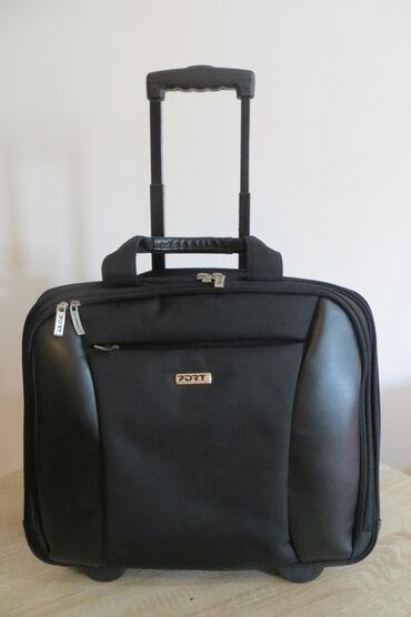 Jakne zenske - Srbija: PORT -potpuno nova zenska prakticna torba za putovanja, jako