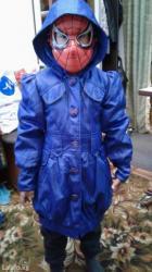 Плащ для девочки до 9 лет в Бишкек