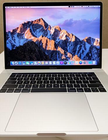 Компьютеры, ноутбуки и планшеты - Бишкек: Продаю Macbook pro 15' i7/16ram/256gb/radeon pro 450 2gb в отличном со