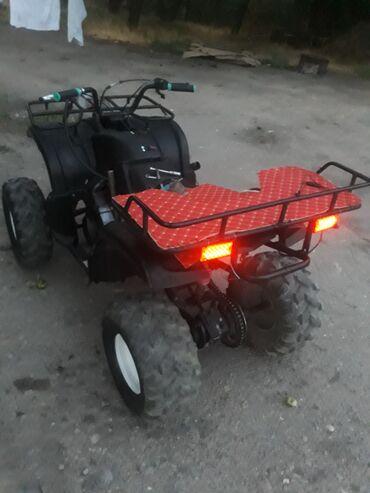 Продается квадроцикл   На ходу двигатель от машины инвалидка,ходовой