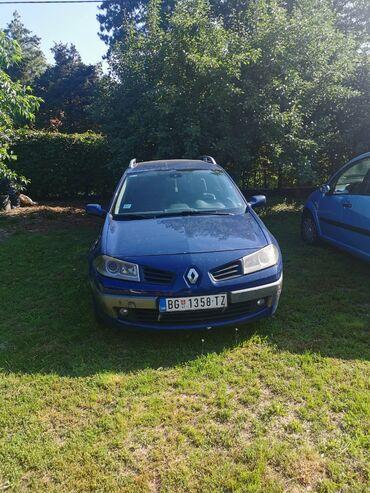 Renault | Srbija: Renault Megane 1.9 l. 2007 | 280000 km