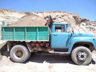 Дом и сад в Ак-Джол: Песок песок песок на штукатурку на кладку зил доставка бесплатная