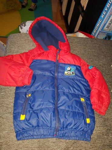 Moto jakna - Srbija: Mothercare zumska jakna velicina 104