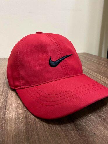 Новая мужская кепка Nike красный. Качество отличное. Доставка по