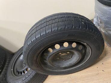 Продаю запасное колесо от Мерседес вито, виано, спринтер 205 65 r16 н