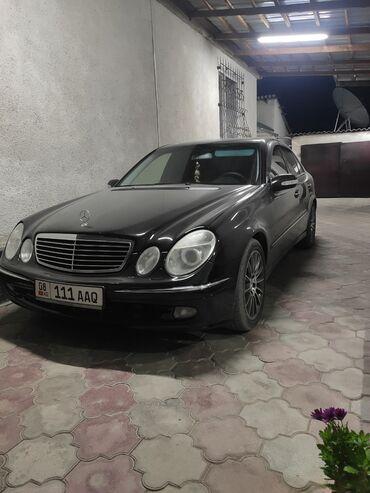 Mercedes-Benz - Кант: Mercedes-Benz 500 2003