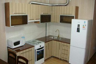 3-roomed apartment for rent with all conveniences and furniture, в Бишкек