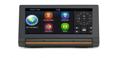naviqator - Azərbaycan: Android naviqator K-350Ozellikleri:1. GPS Navigator + Videoregistrator