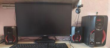 акустические системы mee audio в Кыргызстан: Продам новую отличную акустическую систему Sven 304 мощьность 40 ват