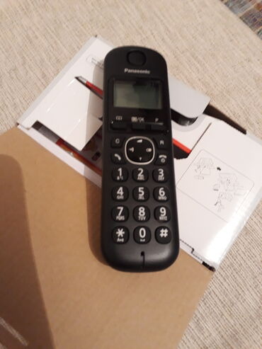 Sako muski - Srbija: PANASONIC telefon KX-TGB210 crni • Indentifikacija poziva • Caller ID