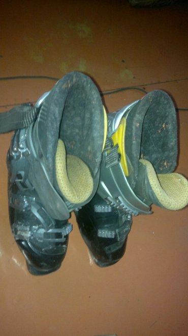 """Продаю горнолыжные ботинки  """"SALOMON"""" жесткость 9.0, размер 28 в Бишкек"""