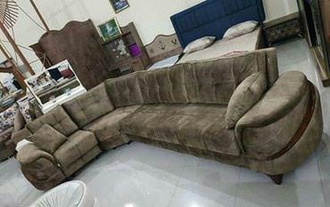 Bakı şəhərində Kunc divan fabrik istehsali acilan bazali