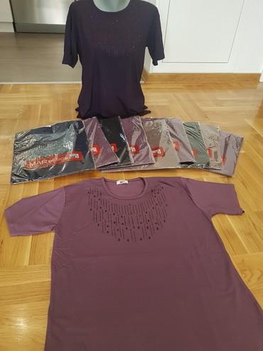 Nove Turske MarDi tunike majice, izuzetnog kvaliteta. Mogu se nositi u - Pancevo