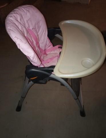 Bakı şəhərində Chicco uşaq stolu normal veziyyetde