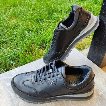 Мужская обувь из Турции Натуральная кожа
