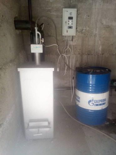 Газосварка установка отопления гарантия и качество  в Novopokrovka