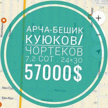 Продам - Бишкек: Продам 8 соток Строительство