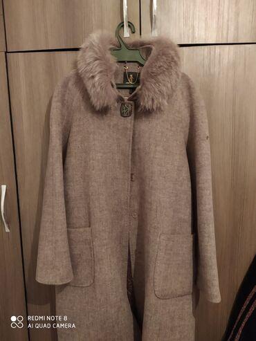 Пальто. Драп. Новый