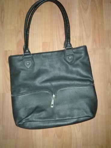Ostalo   Cuprija: Nova crna velika torba