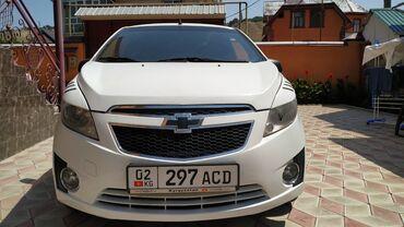 chevrolet 70 в Кыргызстан: Chevrolet Spark 1 л. 2011   214000 км