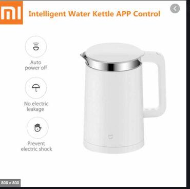 Xiaomi Mi Smart Kettle Pro - это чайник с дисплеем и контролем