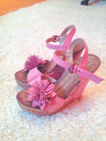 Ženska obuća | Bor: Sandale na platformu. Prelepe i preudobne!