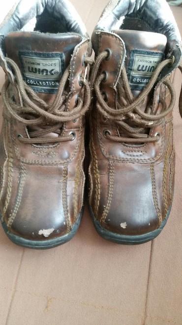 Ženska obuća | Pirot: Cipele Wink broj 34 može i 35 broj.Gaziste 22, 45cm .Nosene ali su