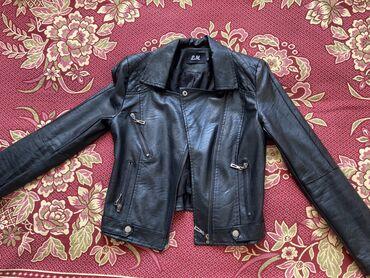 Куртка-косуха в хорошем состоянии. Покупала за 2500. Продаю за 500