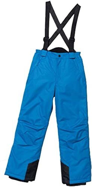 Pantalone ski obim - Srbija: Ski pantalone plave vel. 6dimenzije su sledeceduzina od pocetka