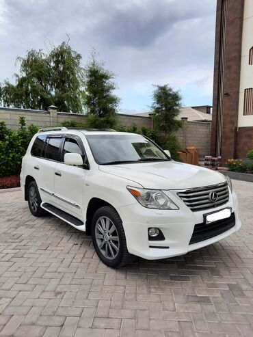 продажа авто форд транзит в Кыргызстан: Lexus LX 5.7 л. 2011 | 132000 км