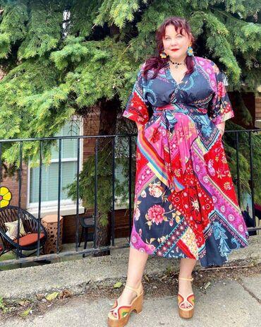 Дизайнерская одежда для жителей Бишкека