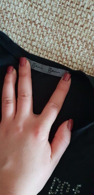 Ps fashion nova crna bluza,velicina m - Smederevo - slika 3