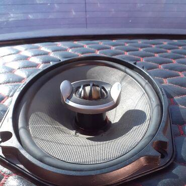 Pioneer 360 watt yevro dinmiklər super vəziyyətdə 1 ədədnin arxasi
