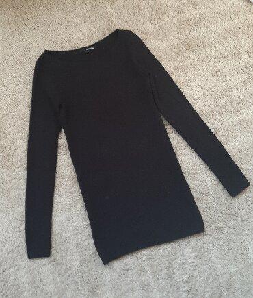 Haljina materijal elastin - Srbija: Tally Weijl uska dzemper haljina sa elastinom. Duzina malo iznad