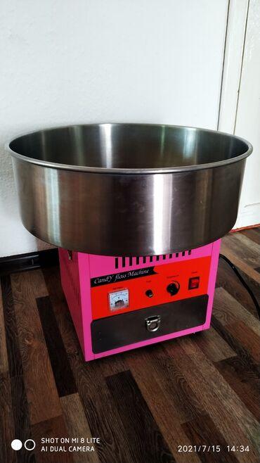 Электроника - Талас: Аппарат для сладкой ваты, качество хорошее, под масло  Пахта момпосу