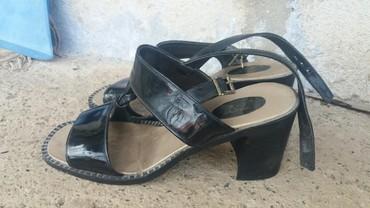 Zenske letnje sandale sa kaisicima. Jako udobne, stikla 5cm. Moguc - Krusevac