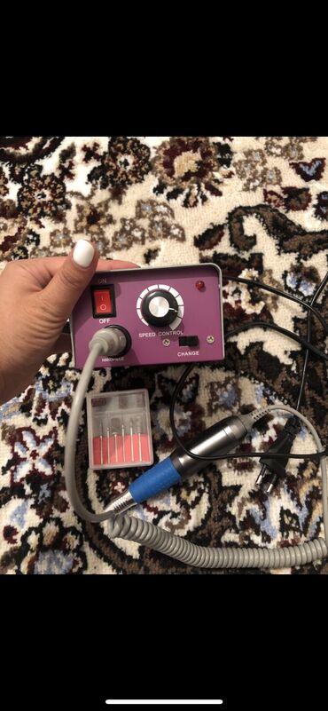 швейная машинка зингер цена в Кыргызстан: Машинка для маникюра новая, не пользовалась в обе стороны крутится